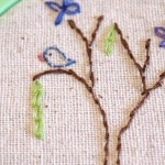 Beginner Hand Embroidery: Basic Stitches