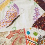 How to Add Vintage Embroidery to a Crazy Quilt