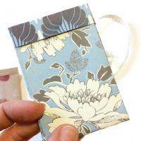 Make a gift card holder.
